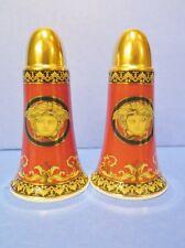 Rosenthal Versace Medusa Salt & Pepper Shaker