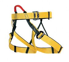 Singing Rock Top Yellow Climbing harness universal size, Rappelling Harness