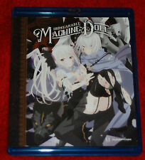 Unbreakable Machine Doll: Complete Series Blu-ray 2 DISC ANIME FUNIMATION OVA