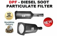 FOR CITROEN C5 BREAK 2.0 HDI 2004--> DPF DIESEL SOOT PARTICULATE FILTER