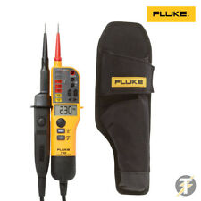 Genuine Fluke T150 Voltage & Continuity Tester+H15 Holster Custodia 2019 Edition