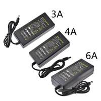 220/110V DC 3A 4A 6A Charger Lighting LED Driver Switch Power Supply Adapter 12V