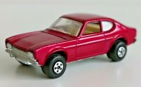 Die-Cast Car - MATCHBOX - Superfast No54 Ford Capri 1970 - Mint
