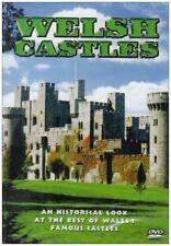 Welsh Castles - DVD NEW SEALED