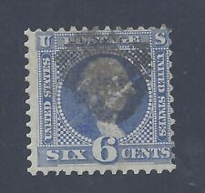 USA 1869 6c WASHINGTON USED  SG 117  (#1)