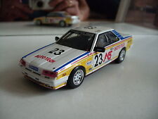 """Kyosho Nissan Skyline GT-R R30 #23 """"Autotech"""" in White on 1:43"""