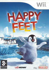 HAPPY FEET for Nintendo Wii - with box & manual - PAL