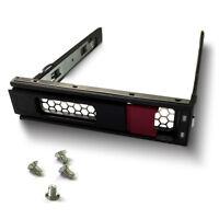 "HP Apollo 4200 4510 1650 Gen9 3.5"" G9 Servers LFF SAS SATA HDD Tray Caddy 774026"
