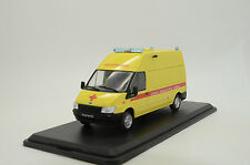 Rare !! Ford Transit Russian Ambulance Custom Made 1/43