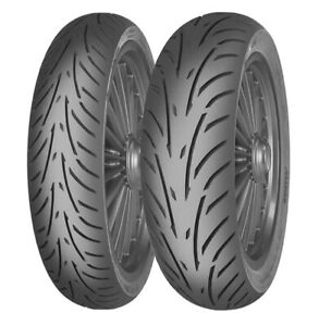 Coppia gomme scooter 110/70-16 + 140/70-14 Mitas Touring Force SC