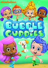 BUBBLE GUPPIES (Nickelodeon) - DVD - REGION 2 UK