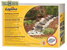 """Laguna Stream Waterfall System, Grey Fieldstone 28"""" x 21"""" x 6"""" - PT1114"""