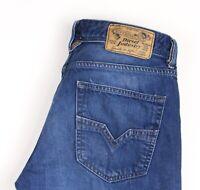 Diesel Hommes Larkee Standard Jeans Jambe Droite Taille W31 L34 AVZ867