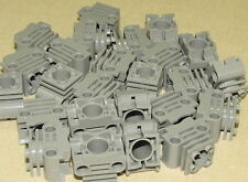 LEGO LOT OF 25 NEW LIGHT BLUISH GREY MOTOR ENGINE BLOCKS FOR CAR TRUCK V6 V8