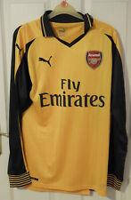 Genuine Replica Arsenal Shirt BNWT Away 2016/17 Adult Size S