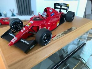 Exoto F1  Ferrari 641-2 Nigel Mansell 1990 Portugul MRP $1250