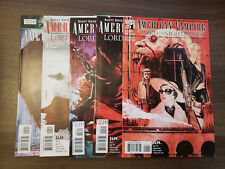 American Vampire Lord of Nightmares (Vertigo 2012) #1,2,3,4,5 Snyder Nguyen