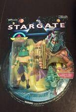 "New 1994 Stargate Anubis Chief Guard Figure 5"" W/ Winged Glider Artifact Hasbro"