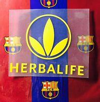 TRANSFER HERBALIFE FC BARCELONA PRE-TEMPORADA 2010-2012