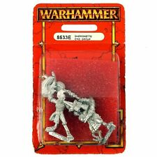 Chaos Daemons Daemonette Command Group BLISTER Metal Warhammer Fantasy Demon 40k