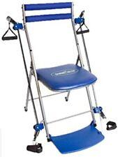 Sedia da palestra esercizio totale corpo sistema con Twister sedile & 5 DVD-BLU