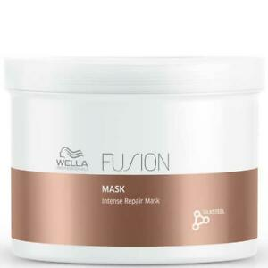 Wella Fusion Intense Repair Mask 500ml (FREE 48Hr TRACKED DELIVERY)