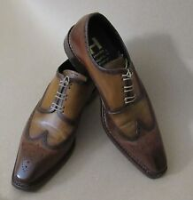 Hand made Italian shoes from Harris