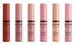 NYX Butter Lip Gloss . Choose Your Color . BLG . NEW . FREE SHIPPING!!
