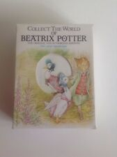 Beatrix Potter Mini Boxed Set 4 Books 1992 F Warne & Co