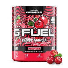 G Fuel PEWDIEPIE  Tub Energy and Endurance Formula 40 Servings UK SELLER