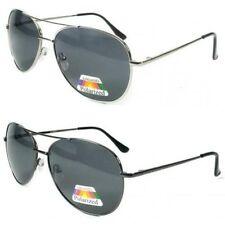 Lunettes de soleil aviateur polarisés pour femme, de 100% UV400