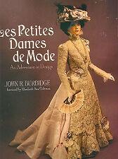 Les Petites Dames de Mode Vintage Fashion Design, John Burbridge New