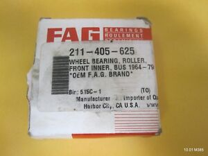 FAG Wheel Bearing 211-405-625