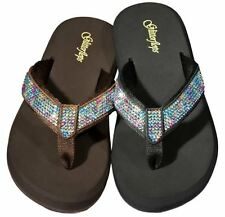 Radiance --- Glitterflops --- Orthopedic Flipflops