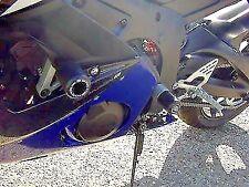 R&G RACING Crash Protectors - Yamaha YZF-R6 2003-2005  **WHITE**
