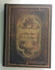 Die Heilige Schrift altes und neues Testament Bibel G. Dore 1875 Gustav Luther