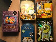 Dvd lot Simpsons 15 seasons, complete region 2