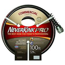NeverKink 8844-100 Series 4000 Commercial Duty Pro Garden Hose 5/8-Inch by 10...