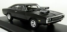 Dodge Charger Year of Construction 1970 Black Fast and The Furious 1 43