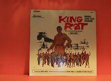 KING RAT - JOHN BARRY - WAR SOUNDTRACK - MAINSTREAM - NM LP VINYL RECORD -T