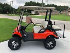 "2016 Yamaha G29 48v Electric Golf Cart Drive 6"" Lift"