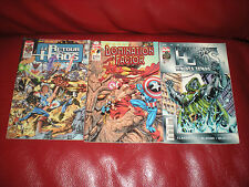 MARVEL TOP - LOT DE 3 TOMES N°17, 18 ET 20 - MARVEL COMICS 2000 - VENGEURS