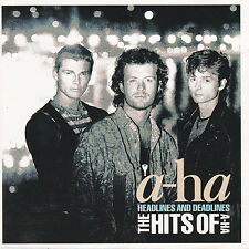 CD 16T A-HA HEADLINES AND DEADLINES THE HITS OF A-HA BEST OF 1991