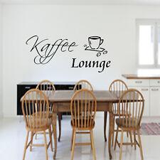 Wandtattoo Küche Kaffeelounge Wand Tattoo Wandtatoo Wallsticker,Deko