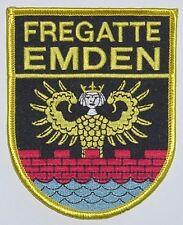 """Navy Patch Écusson Frégate """"Emden"""" A4480"""