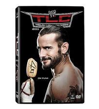 WWE WWF TLC: TABLES, LADDERS, CHAIRS 2011 DVD (2011) Triple H CM Punk Kevin Nash