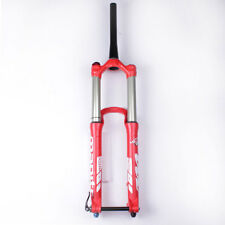 Manitou Mattoc Pro 26 Suspension Fork 160 Tapered QR15 Red