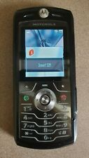 Motorola SLVR L7-Negro Teléfono Móvil - (Vodafone) - Paquete