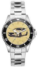KIESENBERG® Uhr 20222 mit Auto Motiv für Volvo S60 Fahrer
