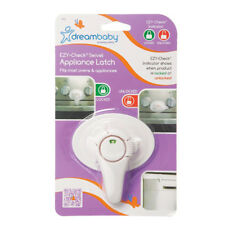 F803 Dreambaby Safety Ezy-Check® Swivel Appliance Latch